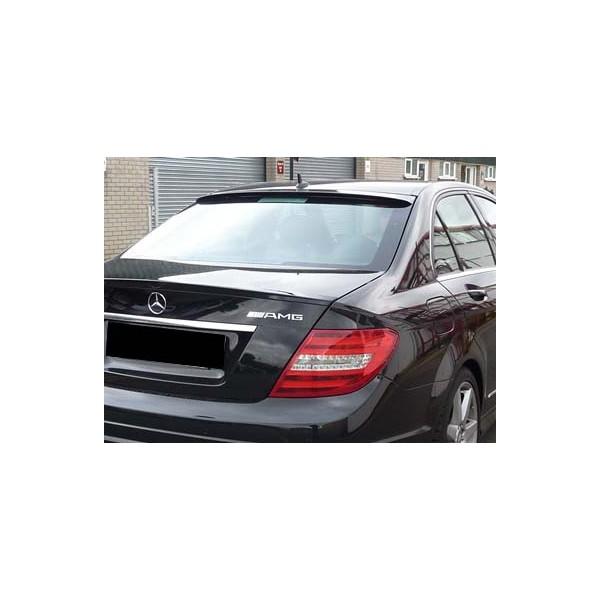 Becquet de toit pour Mercedes Classe C Berline (W204)