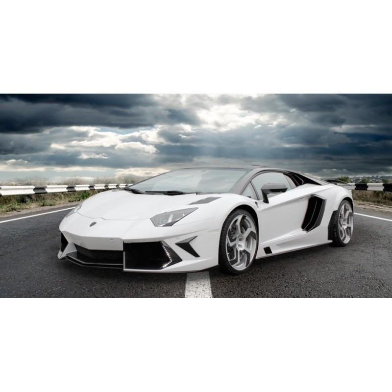 Kit Carrosserie Mansory Pour Lamborghini Aventador Lp700 4 Suprcars