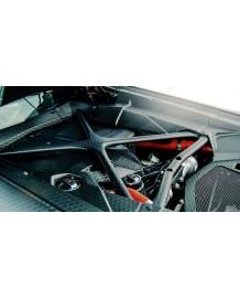 "Kit carrosserie Mansory Carbonado "" Black Diamond"" pour Lamborghini Aventador LP700-4"