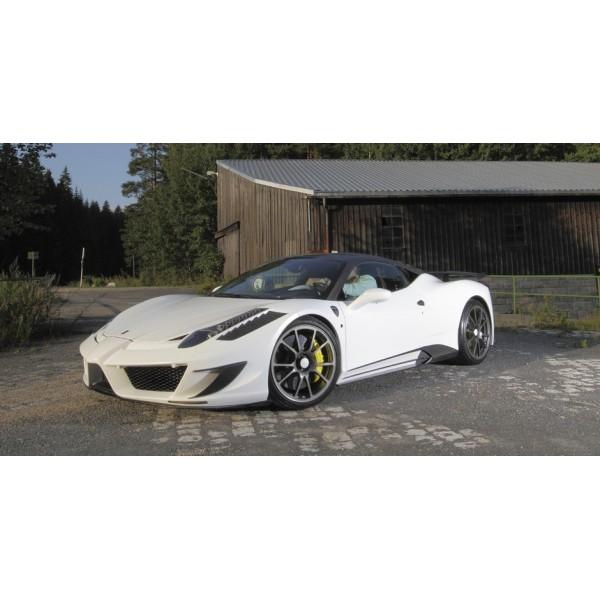 Kit carrosserie Mansory pour Ferrari 458 Italia