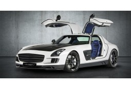 Kit carrosserie Mansory Soft pour Mercedes SLS AMG