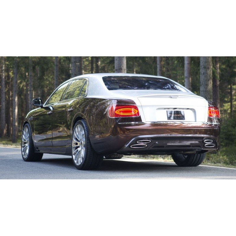 Kit Carrosserie Mansory Pour Bentley Flying Spur (2014