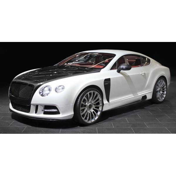 Kit carrosserie Mansory pour Bentley Continental GT (2011-)