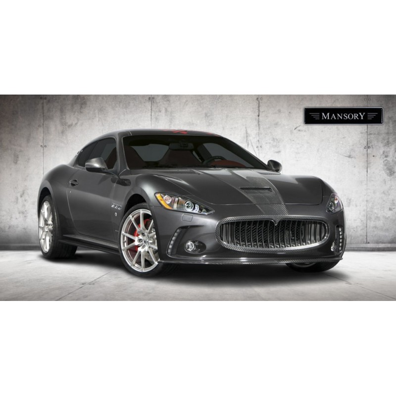 Kit carrosserie Mansory pour Maserati GranTurismo / Granturismo S