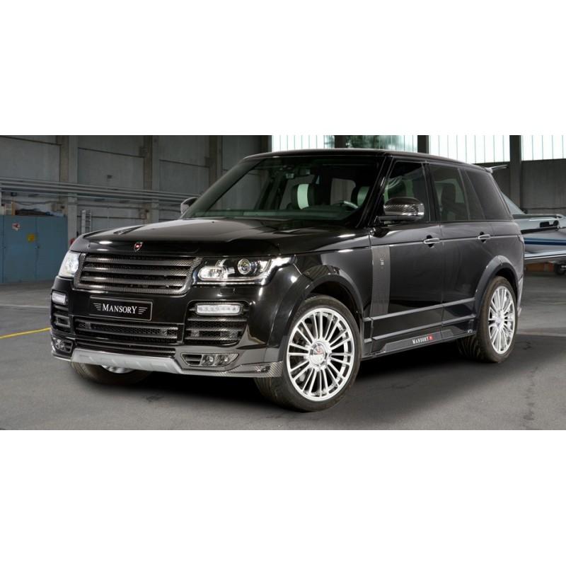 Kit carrosserie Mansory pour Range Rover Vogue