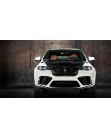 Kit carrosserie Mansory pour Bmw X6 (E71)