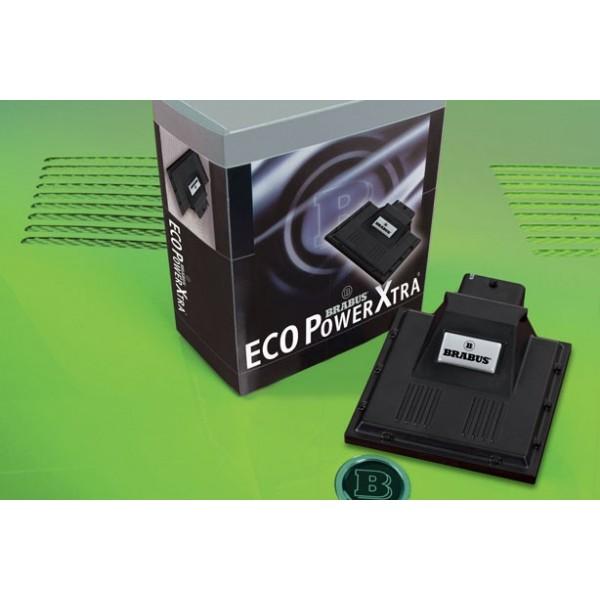 Boitier Additionnel BRABUS ECO PowerXtra D3 Mercedes GLA220 CDI (X156)