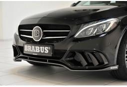 Spoiler avant Brabus pour Mercedes Classe C (W205) sans Pack AMG (2014-)