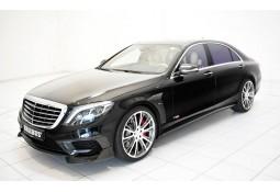 Spoiler avant en carbone BRABUS pour Mercedes Classe S 63 / 65 AMG (W222) (2013-)