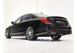 Diffuseur arrière en carbone BRABUS pour Mercedes Classe S 63 AMG (W222) (2013-)