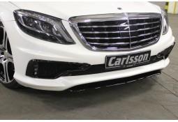 Pare-chocs avant Carlsson pour Mercedes Classe S (W222) (2013-)