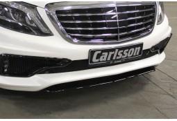 Lame de Pare-chocs avant RS Carlsson pour Mercedes Classe S (W222) (2013-)