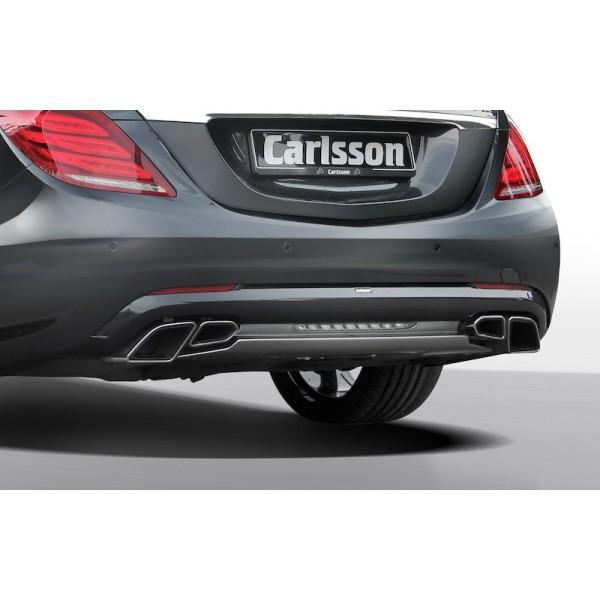 Pare-chocs arrière Carlsson pour Mercedes Classe S (W222) (2013-)