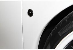 Clignotants Latéraux Noirs NOVITEC pour Ferrari 458 Italia / Spider / Speciale