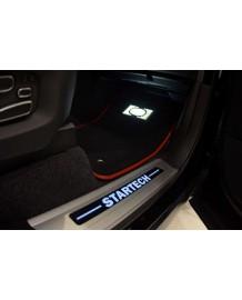 Seuils de portes Lumineux STARTECH pour Range Rover Sport (2014-)