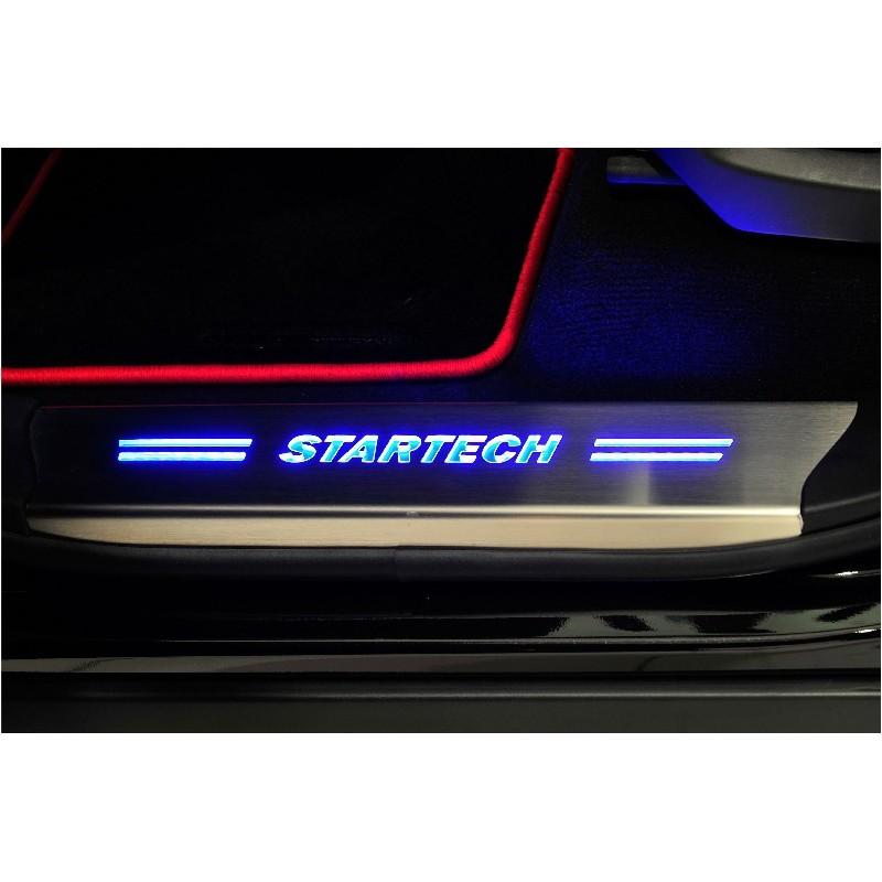2 Seuils de portes Lumineux STARTECH pour Range Rover Sport (2014-)