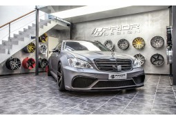 Kit carrosserie Prior Design PD Black Edition V3 WideBody pour Mercedes Classe S (W221)