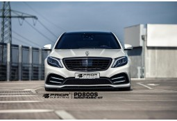 Pare-chocs avant PRIOR DESIGN Design PD800S pour Mercedes Classe S (W222)