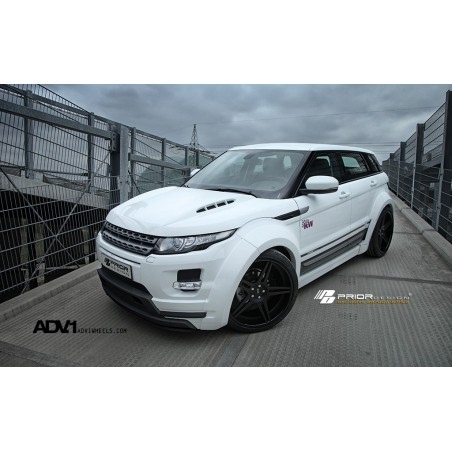 Kit carrosserie Prior Design PD650 WideBody pour Range Rover Evoque 5D ( Sauf DYNAMIC)