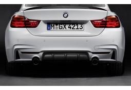 Diffuseur arrière BMW M Performance pour Bmw Série 4 (F32/F33/F36) Pack M