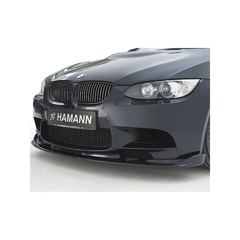 spoiler avant bmw m3 hamann distributeur france officiel. Black Bedroom Furniture Sets. Home Design Ideas