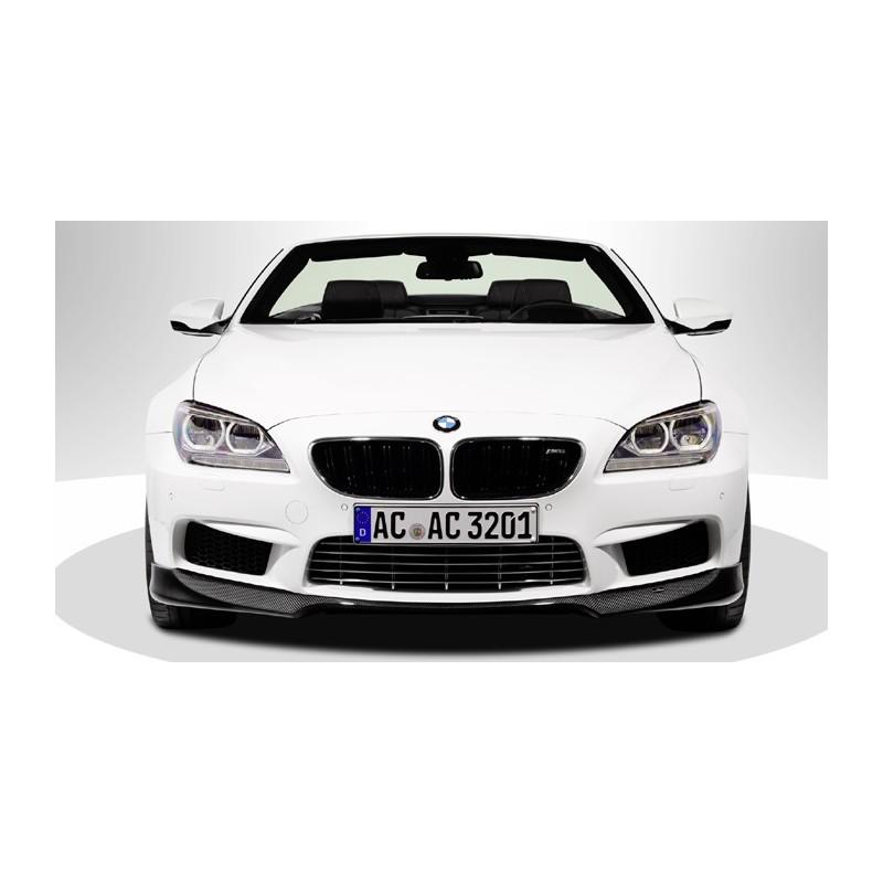 Spoiler Avant Carbone BMW M6 AC SCHNITZER: Distributeur