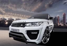 Kit carrosserie CARACTERE Exclusive pour Range Rover Sport (2013-)