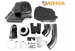 Kit d'admission d'air carbone à valves ARMA speed pour Bmw Série 3 335i (F30) (N55B30)
