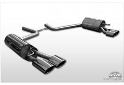 Echappement FOXMercedes CLS 320CDI/ 350 / 500  (C219) -Silencieux 4 Sorties look AMG