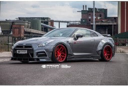 Bas de caisse Prior Design PD750 WideBody pour Nissan GT-R R35