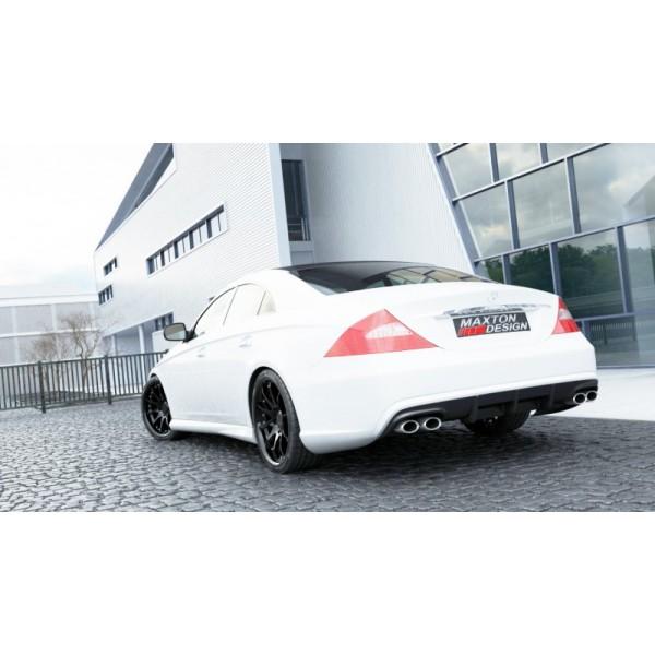 Pare-chocs arrière Maxton Design look AMG pour Mercedes CLS C219