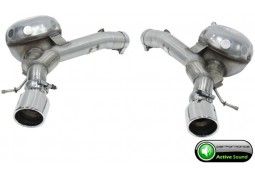 """Echappement sport """"Active Sound System """" CarGraphic pour Range Rover Sport SDV8 (2013-)"""