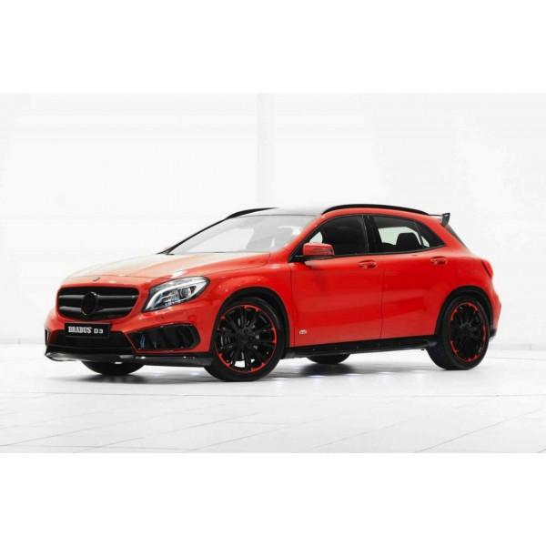 Bas de caisse BRABUS pour Mercedes GLA (X156)