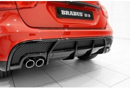 Echappement BRABUS Mercedes GLA 250 4Matic (X156) (-08/2015) -Ligne Cat-Back à Valves +Diffuseur