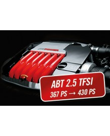 Kit performance ABT Power pour Audi RS3 2,5 TFSI 367 Ch