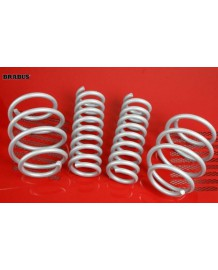 Ressorts courts BRABUS pour Mercedes Classe C 4 Cylindres Essence (W205)
