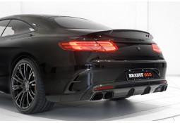 Ligne d'échappement sport BRABUS pour Mercedes Classe S 63 AMG Coupé (C217)