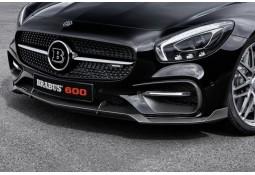 Extensions de pare-chocs avant en Carbone avec feux de jour à LED BRABUS pour Mercedes AMG GT / GTS (C190)(-2017)