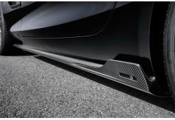 Bas de caisse BRABUS en Carbone pour Mercedes AMG GT / GTS  (C190)(-2017)