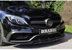 Extensions de pare-chocs avant BRABUS en Carbone pour Mercedes Classe C 63 AMG (W/S205)
