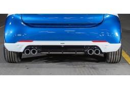 Echappement sport + spoiler arrière Carlsson pour Smart ForTwo (C453)