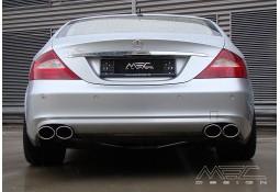Echappement sport MEC DESIGN pour Mercedes CLS 320CDI / 350 / 500 (C219)