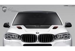 Capot LUMMA Design CLR X6 R pour Bmw X6 (F16)