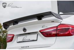 Becquet de coffre GT carbone LUMMA Design CLR X6 R pour Bmw X6 (F16)
