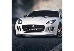 Spoiler avant en carbone STARTECH pour Jaguar F-Type (2014-)