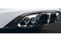 Diffuseur carbone + embouts échappement STARTECH Jaguar F-Type (2014-)