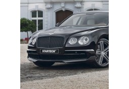 Extensions de pare-chocs avant en carbone STARTECH pour Bentley Flying Spur (2015-)