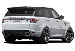 Diffuseur + Embouts d'échappement CARACTERE Range Rover Sport 5,0L Supercharged (2013-)