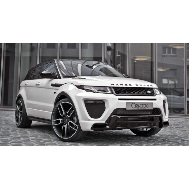 kit carrosserie caractere pour range rover evoque 2016 suprcars. Black Bedroom Furniture Sets. Home Design Ideas