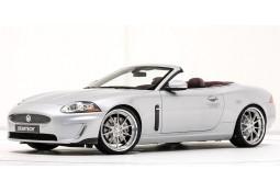 Spoilers latéraux avants en carbone STARTECH pour Jaguar XK / XK-R (2010-)
